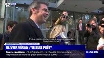 """""""Je suis prêt"""": Olivier Véran arrive au ministère de la Santé pour succéder à Agnès Buzyn"""