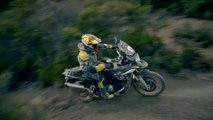 BMW Motorrad International GS Trophy Ozeanien 2020 - Tag 5. Auf den Höhen der Rocky Mountains