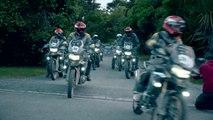 BMW Motorrad International GS Trophy Ozeanien 2020 - Tag 6. Kein Fluss ist zu tief