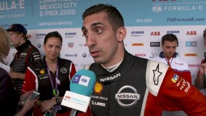 Formula E - 2020 Mexico City E-Prix - Sebastien Buemi Post Race Interview