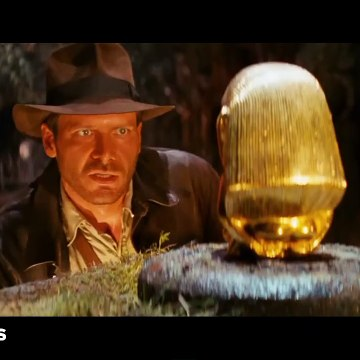 Indiana Jones and the Raiders of the Lost Ark (1:10) Movie CLIP - The Boulder Chase (1981) HD