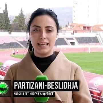 Partizani-Beslidhja/ Ndeshja për kupën e Shqipërisë