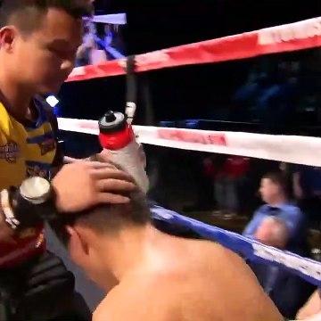 Jade Bornea vs Ernesto Delgadillo (30-01-2020) Full Fight