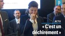 Agnès Buzyn en larmes quitte le ministère de la Santé