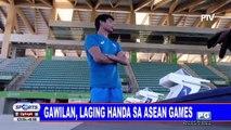 Gawilan, laging handa sa ASEAN Games