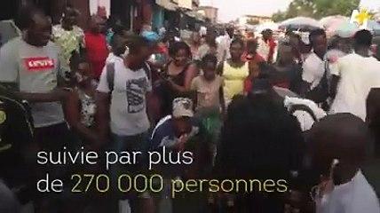 Mayombo le géant de Libreville reportage Aj+  #lerreur #lauthentique #tuvoislesretombees #mayombo