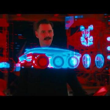 SONIC THE HEDGEHOG -Sonic vs Robotnik- Trailer (NEW, 2020) Jim Carrey Movie HD