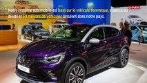 Loïk Le Floch-Prigent – Renault : des résultats écologiques !