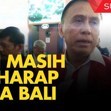 Kesulitan Cari Lapangan Latihan, PSSI Masih Berharap pada Bali