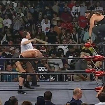 Goldberg vs Brian Adams World Heavyweight Championship Match