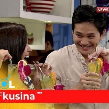 Idol sa Kusina: How to make Lemon Orange Cucumber Cooler