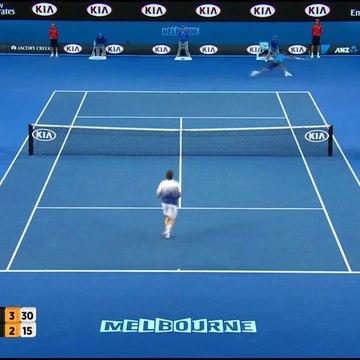 Stan Wawrinka vs Novak Djokovic - GS Battles Part 1