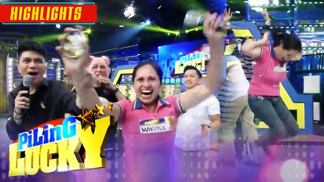 Marissa wins brand new house & lot! | It's Showtime Piling Lucky