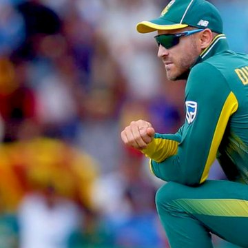 Faf du Plessis stepped down as captain of South Africa|