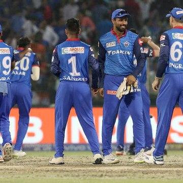 IPL 2020 : Delhi Capitals Full Schedule For IPL 2020