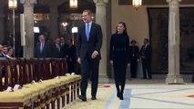Letizia, reina influencer en su reencuentro con Jaime de Marichalar