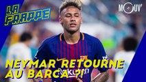 Neymar retourne au Barça ?!