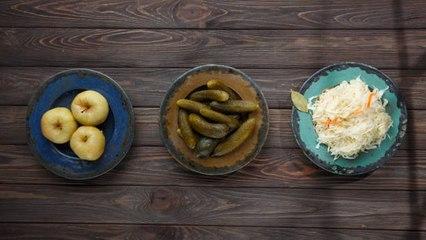 5 beneficios de incluir alimentos fermentados a tu dieta