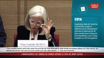 L'ambassadrice du Canada en France défend le CETA au Sénat  - Les matins du Sénat (12/02/2020)