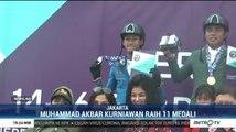 Muhammad Akbar Kurniawan Raih 11 Medali di Equestrian Champions League 2020