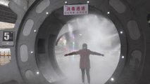 Disinfection tunnels built to clean people within 20 seconds amid coronavirus outbreak