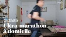 Coronavirus : pour tuer l'ennui du confinement, un Chinois court 66 km dans son appartement