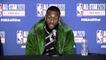 """Kemba Walker On Defending Jayson Tatum In ASG: """"I Locked Him Up"""""""