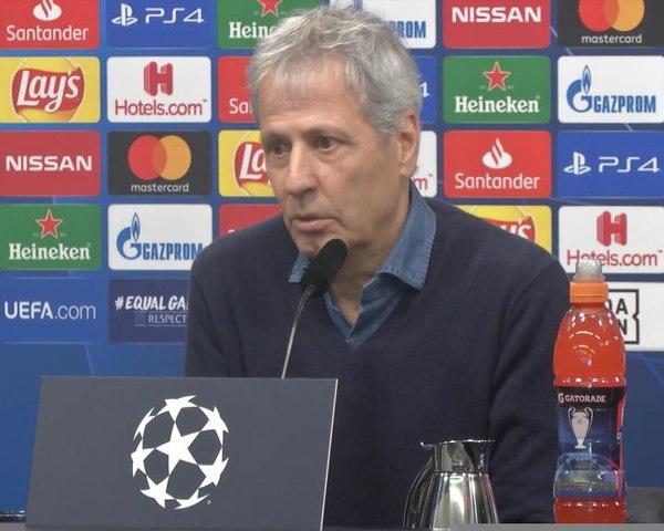"Dortmund - Favre : ""Je ne suis pas contre gagner 1-0..."""