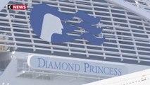 Quatorze cas de coronavirus parmi les rapatriés américains du Diamond Princess
