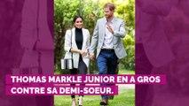 Le demi-frère de Meghan Markle charge à nouveau la duchesse