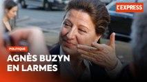 En larmes, Agnès Buzyn quitte le ministère de la Santé