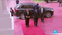 Pompeo seeks to ease concerns about US troop numbers in West Africa