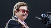 Elton John Performs With Pneumonia On Tour