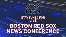 Red Sox Ownership News Conference