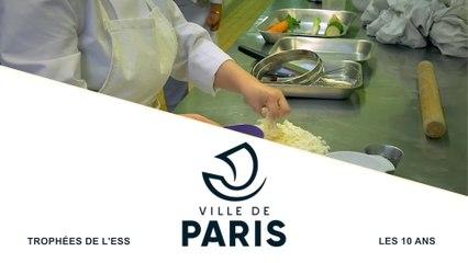 Des Étoiles et des Femmes, le parcours gagnant vers l'emploi aux côtés de grands chefs cuisiniers