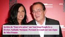 Nathalie Marquay-Pernaut ressort une vieille photo, les internautes sous le charme