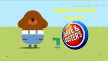 Duggee and Happy Goes to Dave and Busters