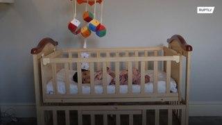 سرير يساعد الأطفال على حفظ القرآن!!!
