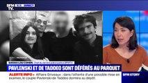 Affaire Griveaux: Piotr Pavlenski et Alexandra de Taddeo vont dormir au dépôt dans l'attente d'une possible mise en examen