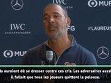 Gullit accuse les joueurs de Porto - ''Ils auraient dû protéger Marega''