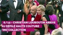Bal de la Rose de Caroline de Monaco : Christian Louboutin succède à Karl Lagerfeld comme directeur artistique