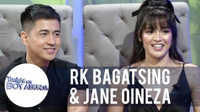 Fast Talk with RK Bagatsing and Jane Oineza | TWBA