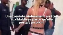 Un touriste se fait arrêter pour avoir porté un bikini aux Maldives