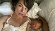 Milla Jovovich's newborn daughter still battling jaundice