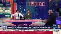 Faurecia résiste malgré le recul du marché - 17/02