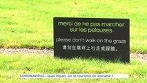 CORONAVIRUS Quel impact sur le tourisme en Touraine?