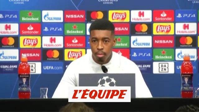 Kimpembe «Je suis prêt à 120 %» - Foot - C1 - PSG