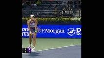 Dubaï - Clijsters battue pour son retour : la balle de match de Muguruza