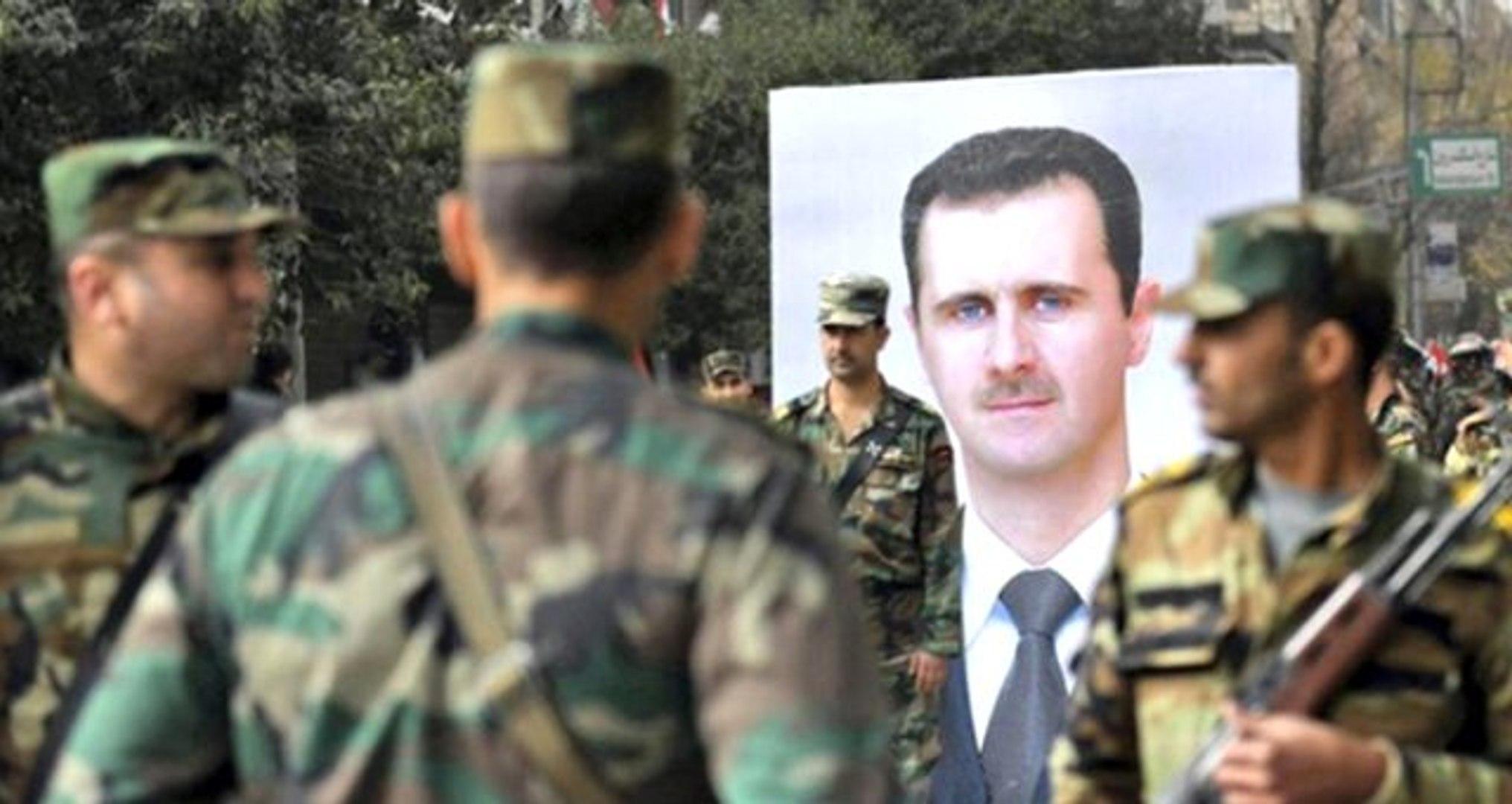 Halep'i muhaliflerden alan Esed'den açıklama: Her karış Suriye toprağı geri alınacak