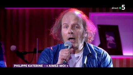 Le live: Philippe Katerine «Aimez-moi» - C à Vous - 17/02/2020